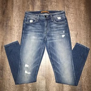 Joes Skinny Ankle Jeans: 27